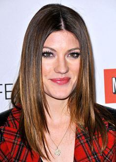 jennifer carpenter red lipstick - Google Search