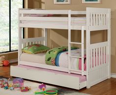 Twin Bunk Bed Canberra Ii Collection