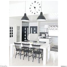 keittiö,minun keittiöni,mustavalkoinen,mustavalkoinen sisustus,mustavalkoinen keittiö