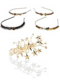 Editor's Choice: Best Holiday Gifts - Kari Molvar, Contributor - Rodarte Star Hair Jewelry, $600