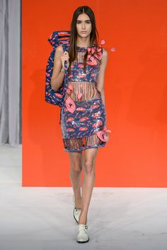 Reinaldo Lourenco Ready To Wear Spring Summer 2015 Sao Paulo - NOWFASHION