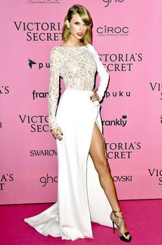 Taylor Swift - Victoria's Secret Afterparty 2014 Zuhair Murad