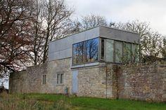 Peter + Alison Smithson / Upper Lawn Pavilion