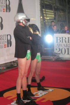 Get Lucky Pants: How Paddy Power crashed the Brit Awards! Stunts, Awards, Sporty, Style, Fashion, Swag, Moda, Waterfalls, Fashion Styles