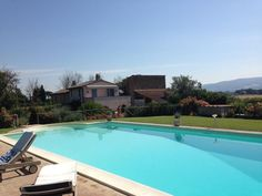 15 min south Perugia on way to Todi 2150 Euro Characterful Stone Villa, with Large Swimming Pool, in the heart of Umbria. Holiday farmhouse for rent from £1750/PW with the added security of our fraud protection.