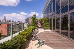 Extraordinary One-of-a-Kind Downtown Penthouse