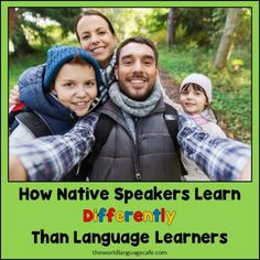 How Native Speakers Learn Differently Than Language Learners Free Spanish Lessons, Spanish Lesson Plans, French Lessons, Spanish 101, Spanish Songs, French Class, Spanish Activities, Teaching Spanish, Spanish Teacher