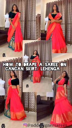 Bridal Photography, Photography Poses, Saree Draping Styles, Long Dress Design, Designer Dresses, Designer Sarees, Bollywood Saree, Pink Saree, Prom Dresses