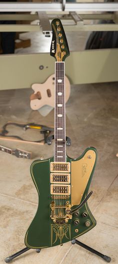 The Banshee by Kauer Guitars