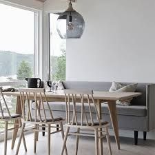 Bilderesultat for ygg og lyng fender Dining Table, Furniture, Kitchens, 1, Home Decor, Scandinavian, Decorating Ideas, Minimalism, Houses