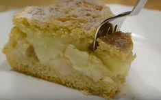 Prăjitură cu mere genială cu gust incredibil de cremă fiartă: nu ai gustat niciodată o prăjitură mai bună! - Bucatarul My Recipes, Cooking Recipes, Romanian Food, Cheesecakes, Bakery, Deserts, Food And Drink, Ice Cream, Sweets