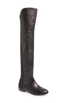 Chinese Laundry 'Riley' Over The Knee Boot (Women) available at #Nordstrom $100