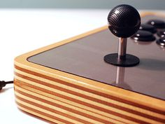 Plywood FightStick