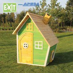 exit spielhaus loft 500 stelzenhaus von apesa diy haus garten pinterest g rten und h uschen. Black Bedroom Furniture Sets. Home Design Ideas