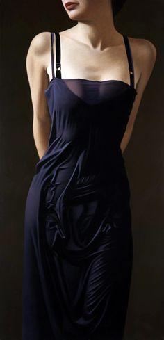 oil painting by Willi Kissmer
