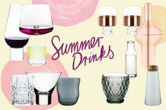Hoch die Gläser – Der Design Cocktail Sommer kann kommen