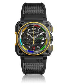 The partnership with the Renault Sport Formula One Team is a source of inspiration and continuous motivation for Bell & Ross. They integrate the best of motor racing, the king of sports: technology, mechanical expertise and materials. These exceptional timepieces not only display great originality, but push for excellence and accuracy at the highest levels.