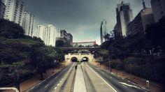 deserta cidade hd papel de parede: widescreen: alta definição