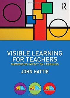 Visible Learning for Teachers, John Hattie, EUR 25,00