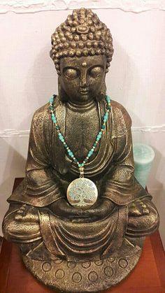Stgo, Enero 2017, entrando al mundo de las joyas budistas