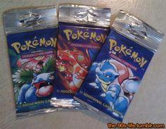 Pokemon Cards. Gotta catch 'em all!