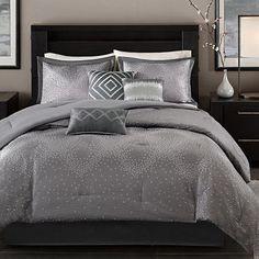 jcpenney.com | Madison Park Crawford 7-pc. Comforter Set