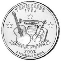 Tennessee State Quarter ~ღ~