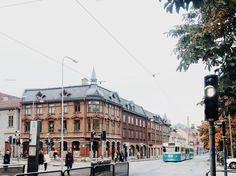 Haga neighbourhood in Gothenburg, Sweden.