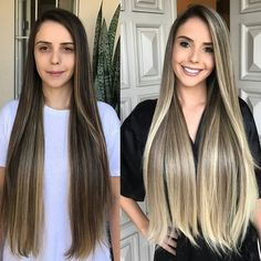 """23.1k Likes, 188 Comments - behindthechair.com (@behindthechair_com) on Instagram: """"* Wednesday Edition of #TRANSFORMATIONTUESDAY ;) ... by @glayda #BEHINDTHECHAIR #balayage…"""""""