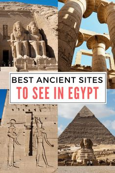 Enjoy 3 days tour to Cairo Abu Simbel Luxor from Hurghada by discovering the top of Cairo, Luxor, plus the fascinating temple of Abu Simbel. Egypt Travel, Africa Travel, Egypt Tourism, Ancient Egyptian Tombs, King Tut Tomb, Great Pyramid Of Giza, Visit Egypt, Valley Of The Kings, Pyramids Of Giza