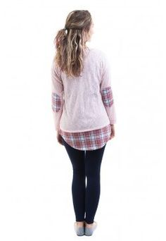 Type 2 Pretty Pink & Plaid Oufit