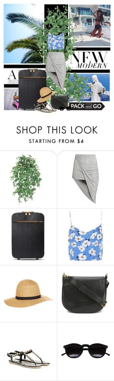 """Pack and Go: Rio de Janeiro"" by andreachoran ❤ liked on Polyvore featuring Sephora Collection, H&M, Triangl, STELLA McCARTNEY, Boutique, Accessorize, Liebeskind, Balenciaga, Chicnova Fashion and polyvoreeditorial"