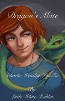 Dragons Mate {a Charlie Weasley fanfic} | Harry potter in