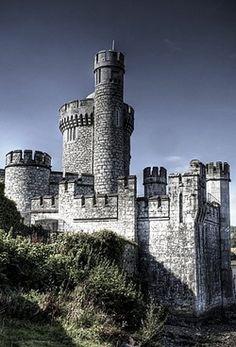 Blackrock Castle formerly Mahon Castle, is a 16th century castle located in Cork city, Ireland