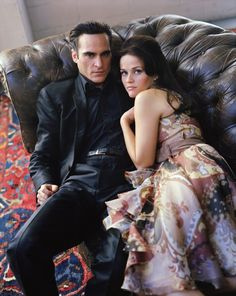 Joaquin Phoenix & Reese Witherspoon in Walk the Line
