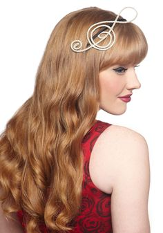 Asking for Treble Headband. You know that putting on this cute headband by Ophelie Hats means inciting the envy of fellow fashionistas, but, its so amazing, you cant resist wearing it all the time! #tan #modcloth