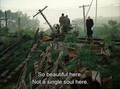 """marssafari: """" stalker andrei tarkovsky (1979) """""""
