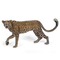 Life Size Bead and Wire Leopard African Artwork, Beaded Animals, African Animals, African Design, Animal Crafts, Beads And Wire, Wire Art, Various Artists, Bead Art