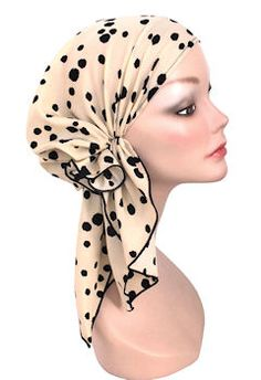 Fashion Cancer Scarves, Turbans, Hats, Abbey Caps for Chemo Hair Loss – Page 2 Chemo Hair Loss, Chemo Beanies, Natural Hair Styles, Short Hair Styles, Scarf Hat, Scarf Styles, Headbands, Your Hair, Bacon