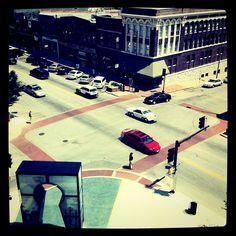 Columbia Missouri #DiscoverTheDistrict #itsgoodtobehere