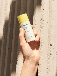 Face Sunscreen - Invisible Shield | Glossier