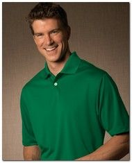 $17.67 > Adidas Golf A55 Men's ClimaLite Tech Jersey Polo - Available Colors: 6, Size Range: S - 3XL