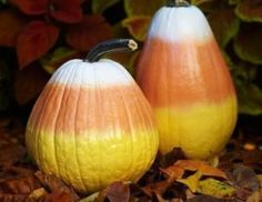 Paint a pumpking instead of carve!!  Nice - it would last longer!