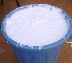 Aqui descubriras como hacer jabon liquido casero para lavadora reciclando aceite, ahorrando dinero y cuidando el medio ambiente