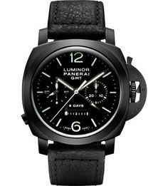 Panerai Luminor 1950 Ceramic 8 Days Chrono Monopulsante GMT - MuyRelojes