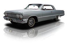 1963 Chevrolet Impala SS 327 V8 4 Speed