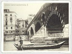 ponte piera Verona Italy, Opera House, 19th Century, The Past, Vr, Travel, Vintage, Italia, Pictures