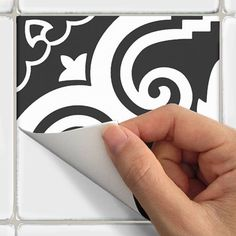 tile sticker kitchen bath floor wall waterproof removable peel n stick bx303 adhesive vinyl walls and bath - Tijdelijke Backsplash