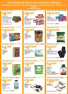 Costco Coupons BC, Alberta, Saskatchewan & Manitoba, Ends March 13, 2016 - costco-bc-march-7 http://www.groceryalerts.ca/costco-coupons-bc-alberta-saskatchewan-manitoba-ends-march-13-2016/