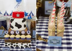 Cowboys and Indians Guest Dessert Feature | Amy Atlas Events